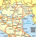 Cartina Fisica Nord Est Italia.Geografica Carte Geografiche